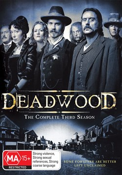 Deadwood: The Complete Third Season [DVD]