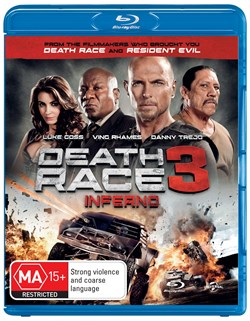 Death Race: Inferno [Blu-ray]