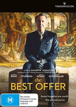 The Best Offer; La Migliore Offerta [DVD]