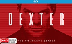 Dexter: Complete Seasons 1-8 [Blu-ray]