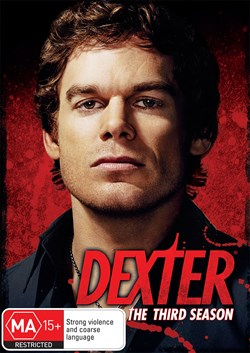 Dexter: Season 3 [DVD]