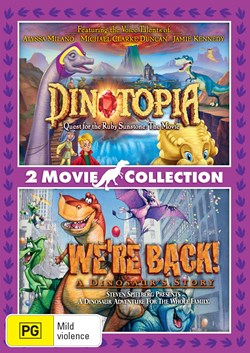 Dinotopia: 2-movie Collection [DVD]