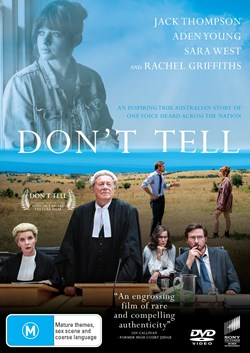 Don't Tell [DVD]