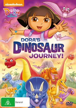 Dora the Explorer: Dora's Dinosaur Journey [DVD]