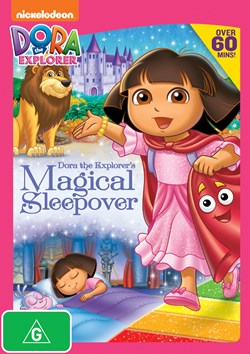 Dora the Explorer: Dora's Magical Sleepover [DVD]