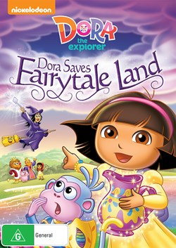 Dora the Explorer: Saves Fairytale Land [DVD]