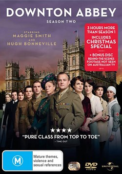 Downton Abbey: Series 2 (Box Set) [DVD]