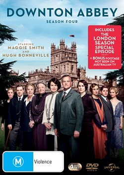Downton Abbey: Series 4 (Box Set) [DVD]