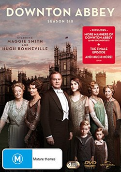 Downton Abbey: Series 6 (Box Set) [DVD]