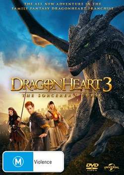 Dragonheart 3 - The Sorcerer's Curse [DVD]