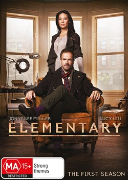Elementary: The First Season [DVD]