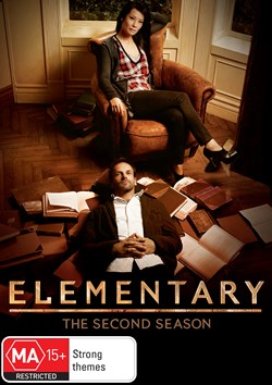Elementary: The Second Season [DVD]