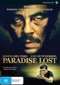 Escobar - Paradise Lost [DVD]