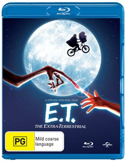 E.T. The Extra Terrestrial [Blu-ray]