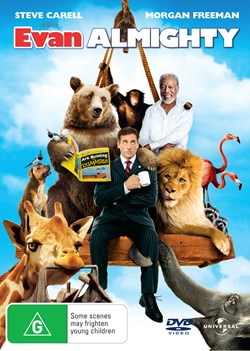 Evan Almighty [DVD]