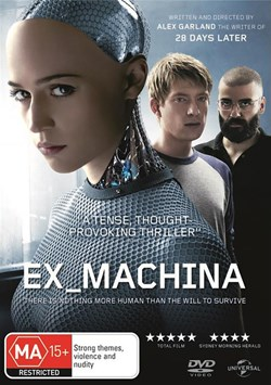Ex Machina [DVD]