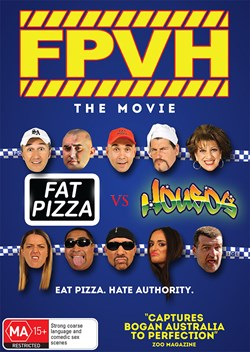 Fat Pizza Vs Housos [DVD]