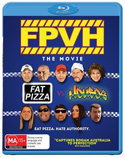Fat Pizza Vs Housos [Blu-ray]
