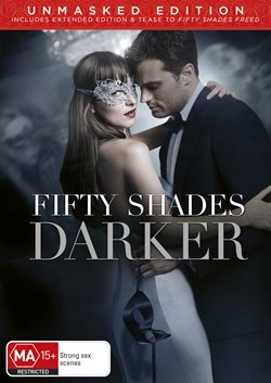 Fifty Shades Darker [DVD]