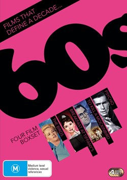 Films That Define a Decade: '60s [DVD]