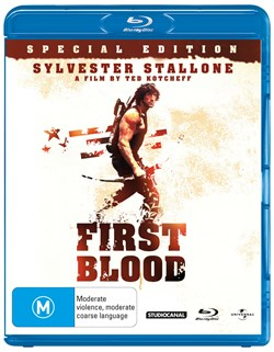 First Blood [Blu-ray]