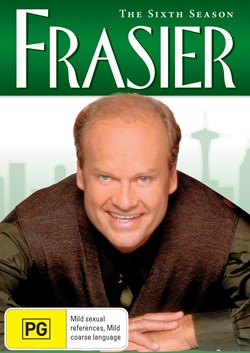 Frasier: The Complete Season 6 [DVD]