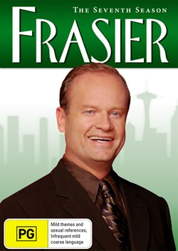 Frasier: The Complete Season 7 [DVD]