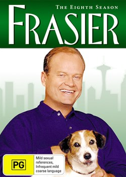 Frasier: The Complete Season 8 [DVD]
