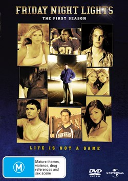 Friday Night Lights: Series 1 [DVD]