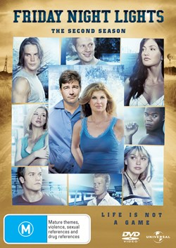 Friday Night Lights: Series 2 [DVD]