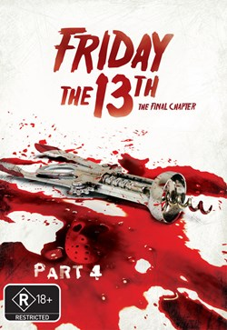 Friday the 13th: Part 4 [DVD]