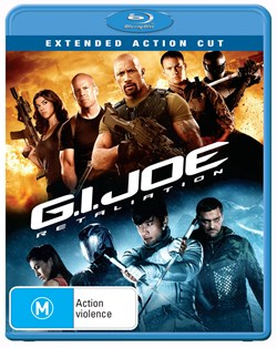 G.I. Joe: Retaliation [Blu-ray]