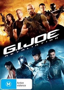 G.I. Joe: Retaliation [DVD]