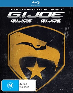 G.I. Joe: The Rise of Cobra/G.I. Joe: Retaliation [Blu-ray]