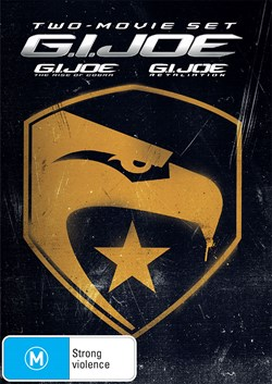 G.I. Joe: The Rise of Cobra/G.I. Joe: Retaliation [DVD]