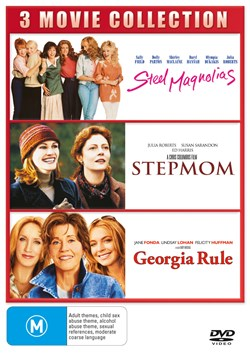 Georgia Rule/Steel Magnolias/Stepmom [DVD]