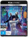 Ghost in the Shell (4K Ultra HD + Blu-ray) [UHD]