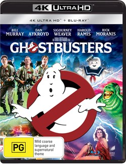 Ghostbusters (4K Ultra HD + Blu-ray) [UHD]