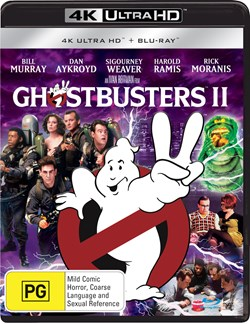 Ghostbusters 2 (4K Ultra HD + Blu-ray) [UHD]