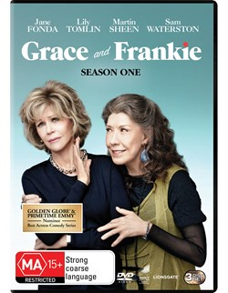 Grace and Frankie: Season One [DVD]