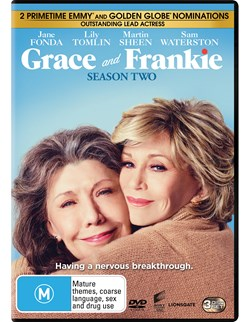 Grace and Frankie: Season Two [DVD]