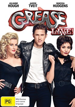 Grease Live! [DVD]