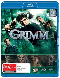 Grimm: Season 2 [Blu-ray]