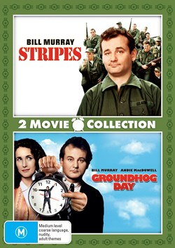 Groundhog Day/Stripes [DVD]