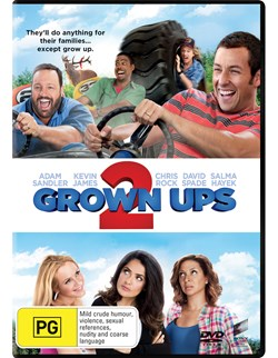 Grown Ups 2 [DVD]