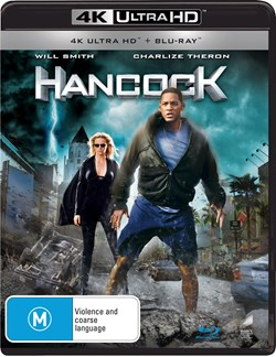 Hancock (4K Ultra HD + Blu-ray) [UHD]