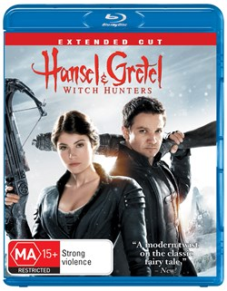 Hansel and Gretel: Witch Hunters - Extended Cut [Blu-ray]
