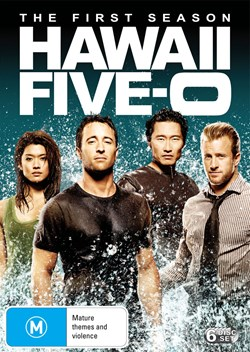 Hawaii Five-0: The First Season [DVD]