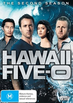 Hawaii Five-0: The Second Season [DVD]