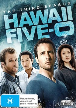 Hawaii Five-0: The Third Season [DVD]